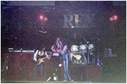 Rex Stage Set-1977