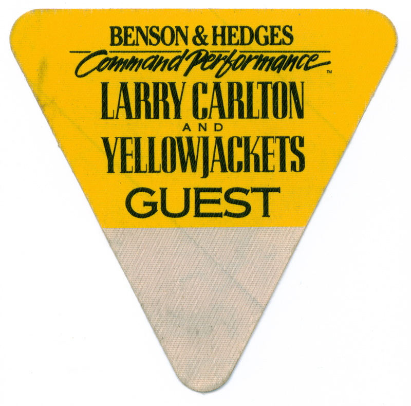 Carlton & Yellowjackets